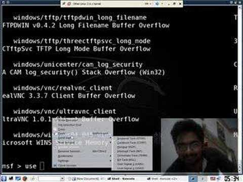 MSRPC DCOM HACKING WINDOWS SERVER VERY OLD EXPLOIT