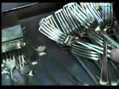 Como se hacen los cubiertos de plata como se hacen los - Como se pule la plata ...
