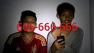 Download Video TELEPON NOMOR 666 , BERHASIL  ?? 😲 MP3 3GP MP4