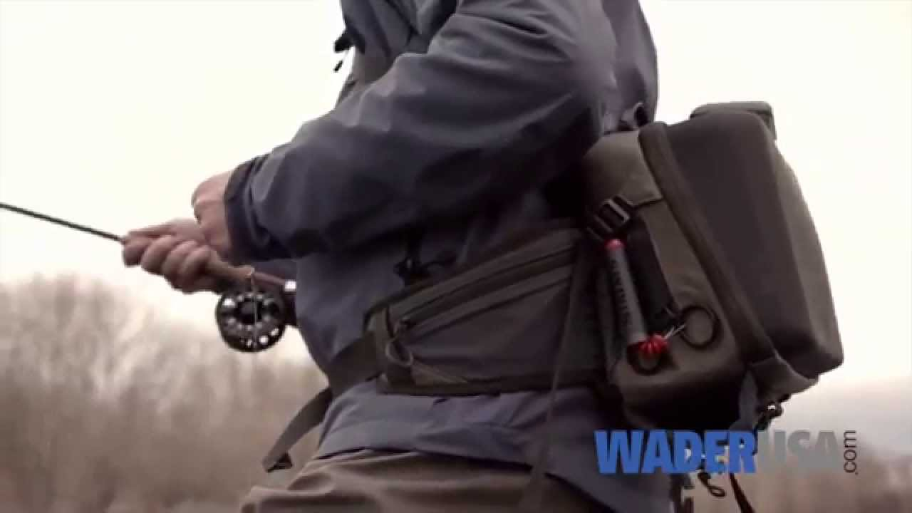 1080e00efab0 Simms® Headwaters™ Pack Design Review - WaderUSA.com - YouTube