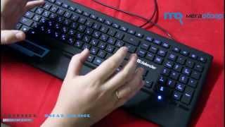 Проводная слим-клавиатура Defender Oscar SM 660L