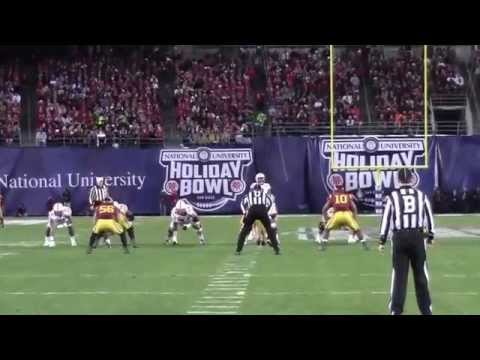 2014 Holiday Bowl Highlights -- Nebraska