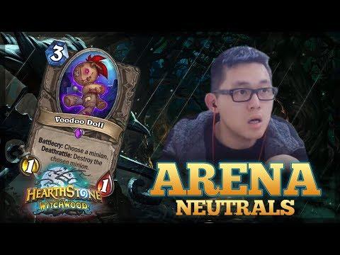 Witchwood Arena Compendium - Neutrals