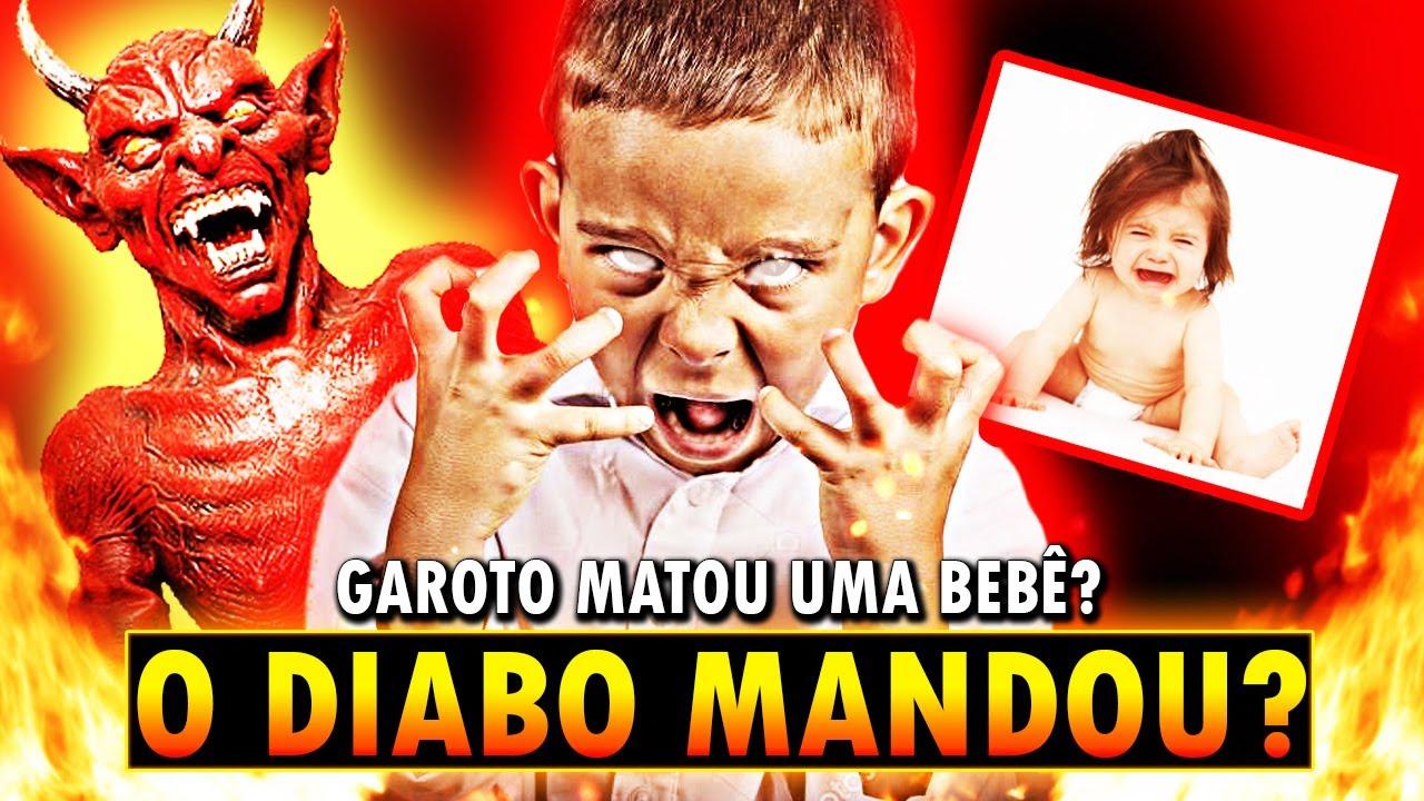 GAROTO MATOU UMA... O DIABO MANDOU!!! CASO ASSUSTADOR!!! 😨😨😨😨😨