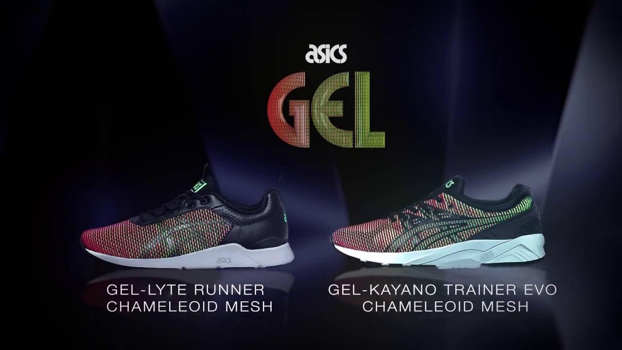 asics chameleoid mesh