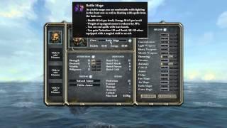 Создание партии в Legend of Grimrock 2