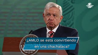 """Durante la elección de 2006, el ahora presidente López Obrador hizo famosa la frase """"Cállate Chachalaca"""", esto luego de que el presidente Fox estuviera haciendo declaraciones que afectaban la contienda electoral. Teniendo este contexto, ¿Por qué el presidente López Obrador está actuando de una forma tan parecida y cómo se le puede parar?"""