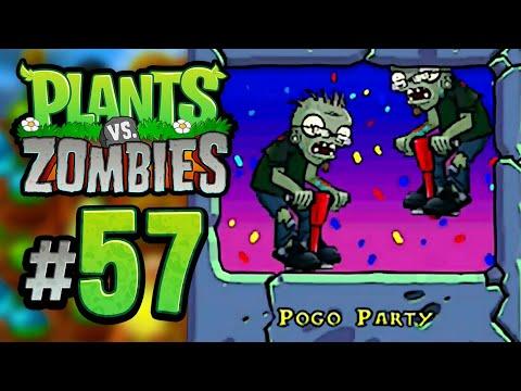 Plants vs  Zombies - Pogo Party - Most Popular Videos