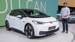 Volkswagen ID.3. O futuro da VW começa aqui