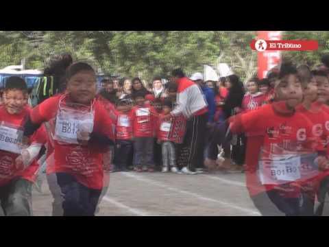 11° Maratón El Tribuno. Categorías infantiles