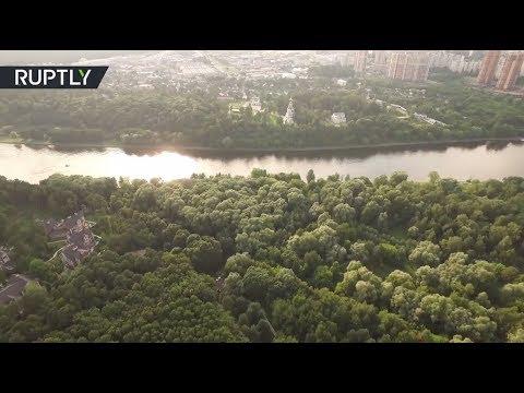 Серебряный бор: площадки Москвы для мероприятий на природе