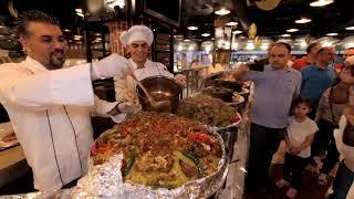 بوفيه افطار رمضان في سلورة دبي