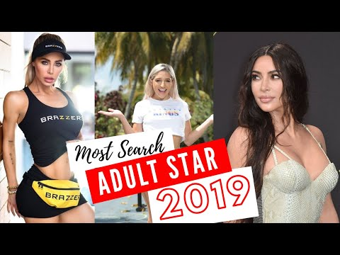 Most Search Adult Star of 2019 | Brazzers Byte
