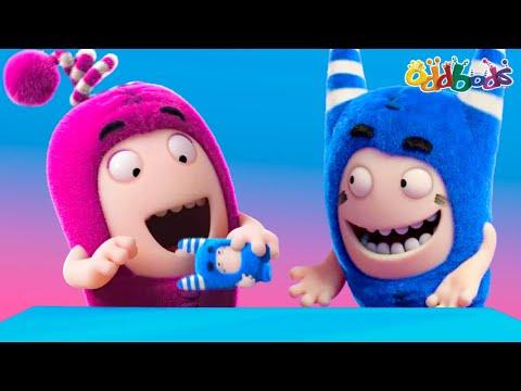 Oddbods | NEW | BEST RECESS TIME | Funny Cartoons For Kids
