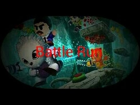 Обзор игры Battle run