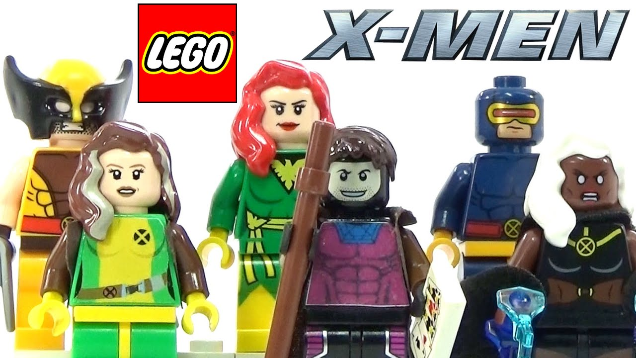 LEGO Ideas - X-Men: X-Mansion