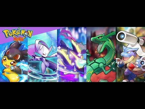 Pokemon Mega - Everything You Need To Know (Long version) Time Stamps in description! :D