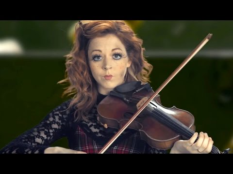 "PENTATONIX & LINDSEY STIRLING Team Up For ""Papaoutai"" 