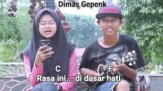Download lagu Via Vallen Bagai Langit Dan Bumi Cover By Dimas Gepenk MP3