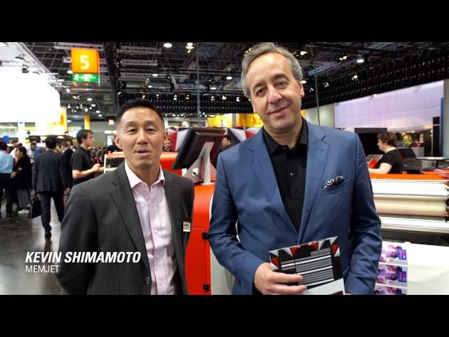 Interview about NS MULTI - Drupa 2016