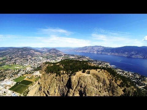 Okanagan Valley British Columbia Quadcopter FPV Aerial Video