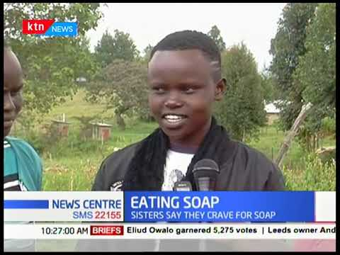 Image result for Sharon Jepchirchir and Lydia Chepkemboi soap eating sisters nandi
