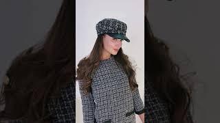 Твидовое платье - туника 2632 в интернет-магазине одежды Emberens.com