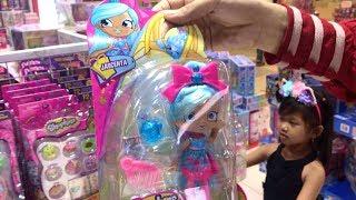 Hunting Mainan Anak Boneka Cantik Lucu Surprise Sparkle Girl, Mell Chan Doll, Baby Alive, & Belinda
