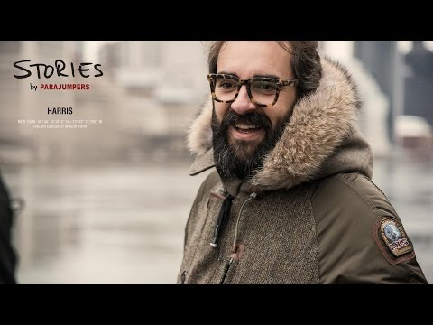 Parajumpers Stories - Italian Designer in New York