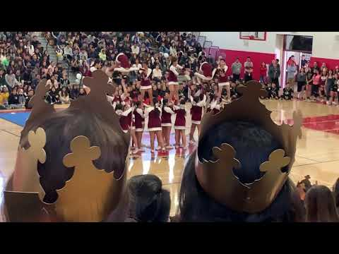 """Mark Keppel High School: """"GUESS WHO'S FINALLY BACK!!!"""" (2019 - 2020 Homecoming Rally Part 1)"""