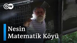 Nesin Matematik Köyü: Zilsiz, sınavsız, duvarsız eğitim - DW Türkçe