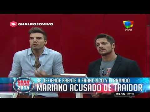 """Mariano: """"El señor tiene la VTV de la cola vencida"""""""