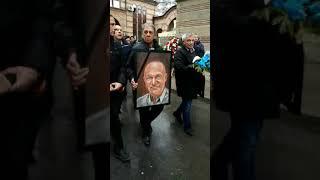 Šabanovi sugrađani pristižu na Novo groblje - 22.02.2019.