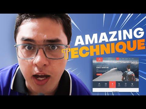 Best & Fastest Way To Design Beautiful Websites (Amazing Technique!)