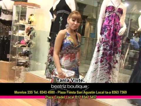 9cca1076e9 tania gomez tu evento beatriz boutique - YouTube