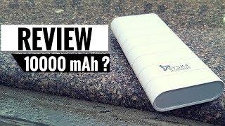 Syska Power Boost 100 Full REVIEW | Best Power Bank Under 1K |