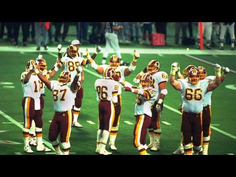 1991 Washington Redskins Team Season Highlights