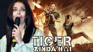 Aishwarya Rai's SHOCKING REACTION On Salman's Tiger Zinda Hai Look