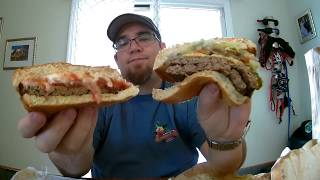NEW Impossible Whopper from Burger King Taste Test