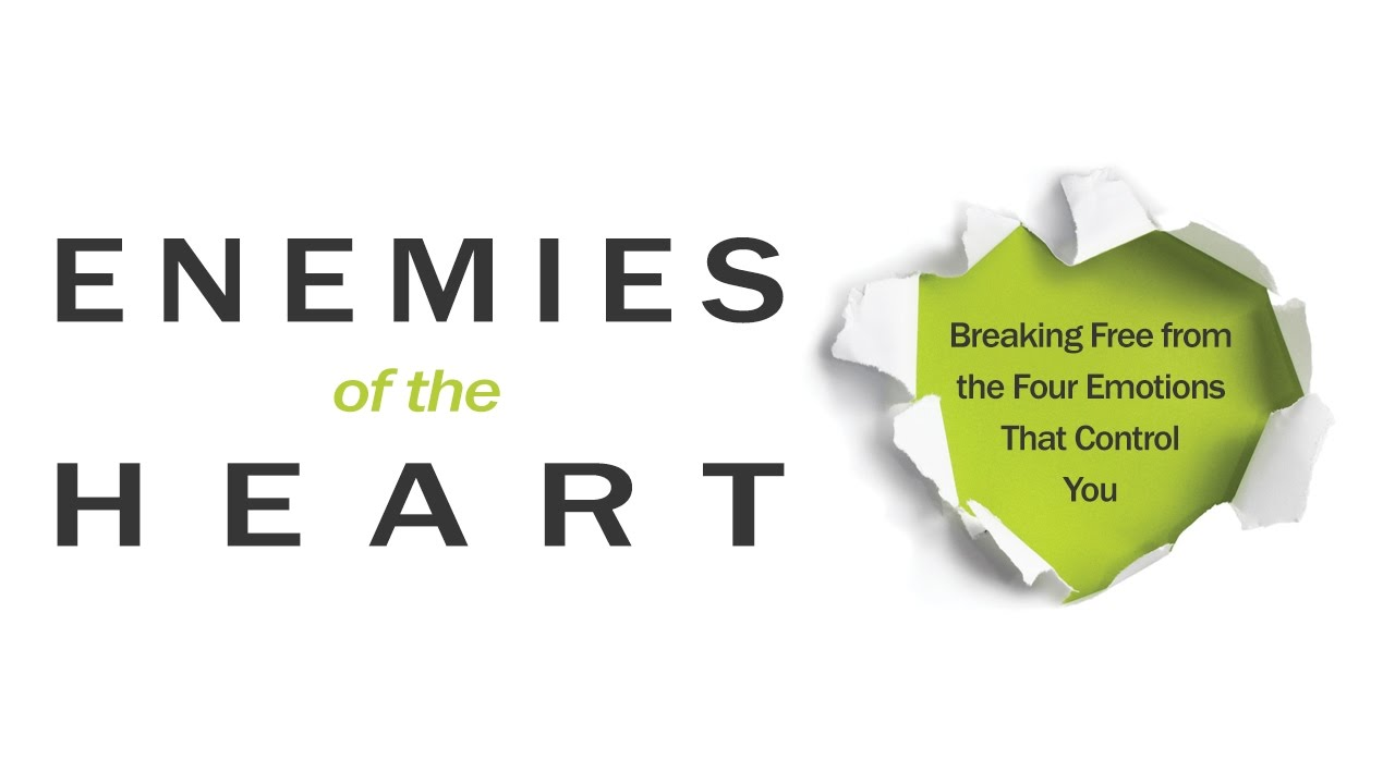 Enemies of the Heart // Sermon Session 5 // Jealousy