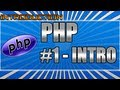An Introduction to PHP [#1]