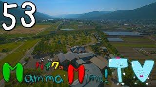 Shikoku Saburo no Sato Campsite - MMTV53 【Outdoor in Mima, Tokushima, Shikoku & Japan!】