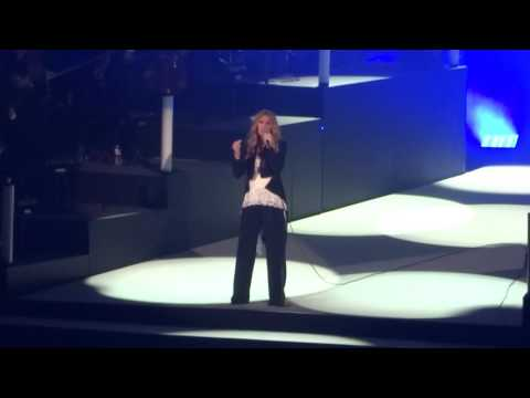 Céline Dion ♫ Encore un soir♫ Live@Paris 24.06.16
