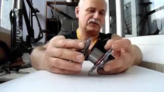 (Видео №23)Замена любимых звезд на кассете - экономия на расходниках