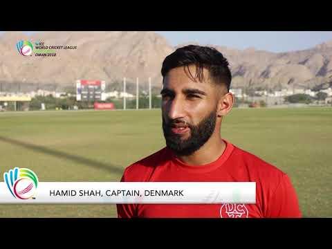World Cricket League 3 | Denmark v Singapore highlights