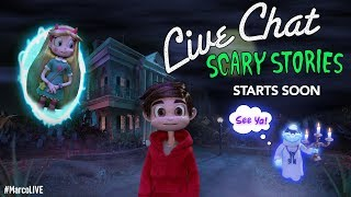 Marco's Scary Stories (Part 1) | Live Chat | Haunted Mansion | Star vs. The Forces of Evil thumbnail
