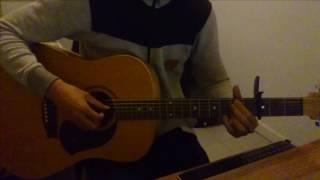 Bích Phương - Vâng anh đi đi - guitar cover