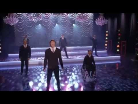 Glee - Full performance of regionals season 4