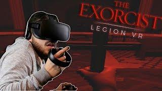JE N ETAIS PAS PRÊT - THE EXORCIST : LEGION VR GAMEPLAY FR
