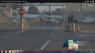 Sacramento International Airport Major Security Breach at 7E 7 Days Before 9-11
